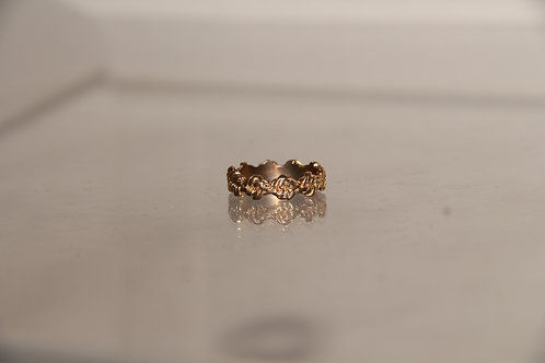 Costume Bronze Ring