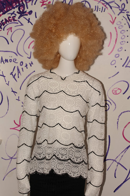 Charm Squad Crochet Lace