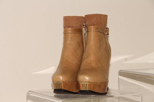 Fendi Wedge Heels