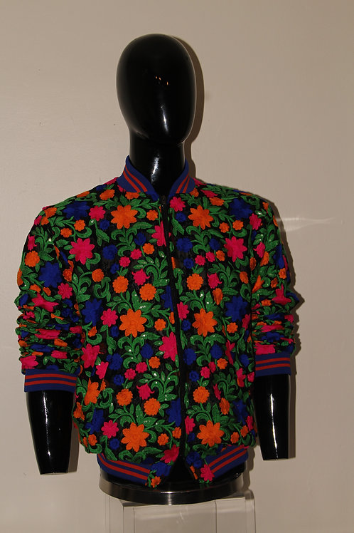 Hayan Men's embroidered Jacket