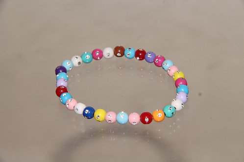 Custom Colored Bracelet