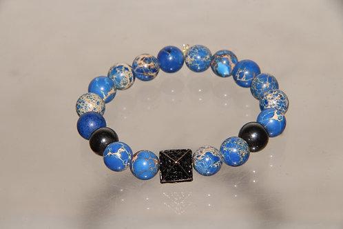 Custom Gaia Bead Bracelet