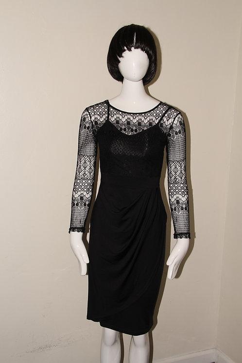 Cute Lil Black Lace Dress