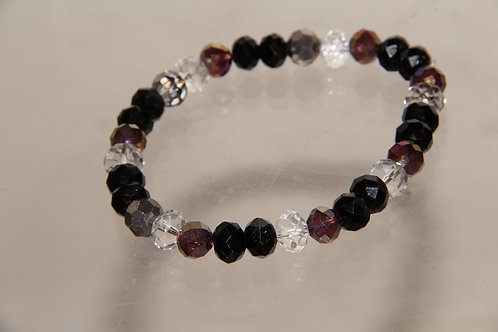 Custom Dark Crystal Bracelet