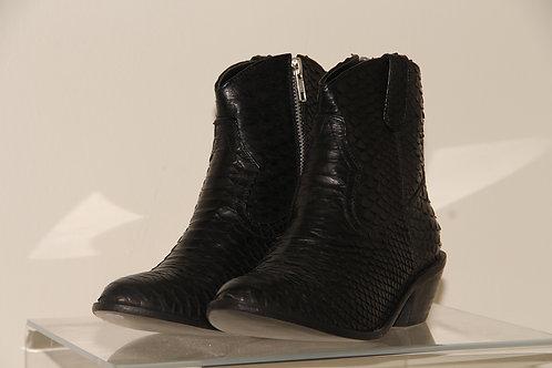 Handmade Snake Skin Boots?