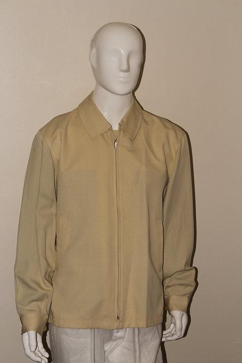 Italian silk Men's Jacket