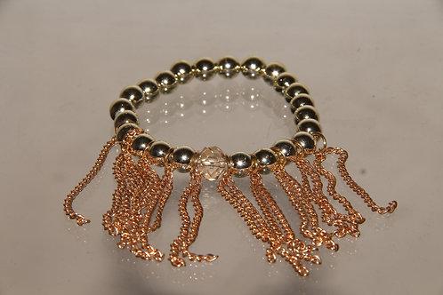 Draped Chain Bracelet