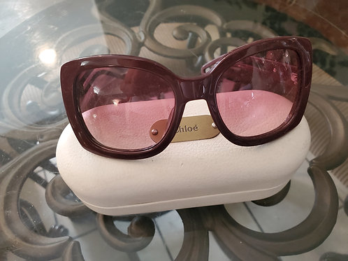 Chloe very chic sunglasses
