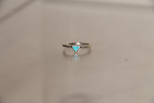 Costume Turquoise Arrow Ring