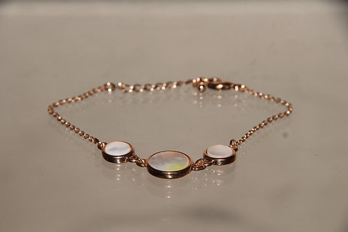 Rose Gold Short Necklace