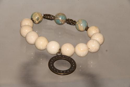 Atlas Bead Bracelet