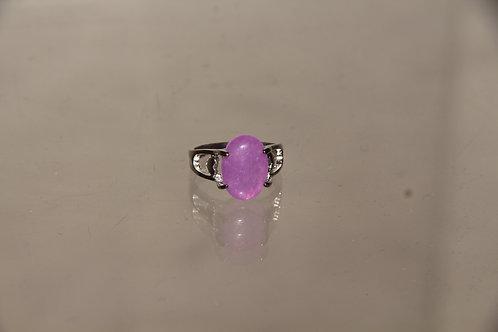 Light Amethyst Ring