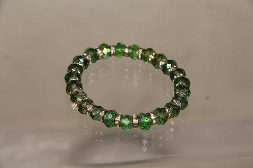 Jade Bead Bracelet
