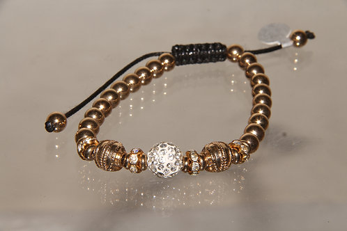 Galaxy Gold Bracelet