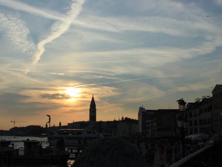 Il Vento soffia - Arrivederci Venezia