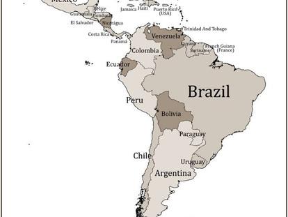Latinamerican Geopolitical Summary – 2015