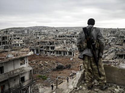 A Dimensão Geopolítica do Conflito na Síria