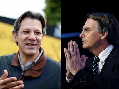 Brasil: O Abismo de Sociabilidade se Tornaria Mais Profundo Tanto com Bolsonaro Quanto com Haddad