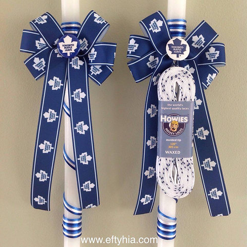 Toronto Maple Leafs - Hockey Laces