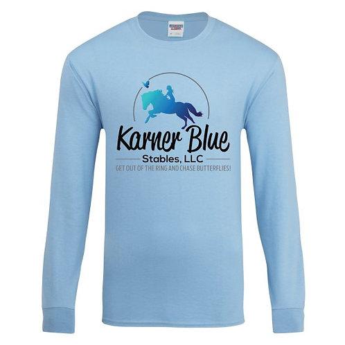JERZEES® Dri-Power® Active Long Sleeve T-Shirt for Men