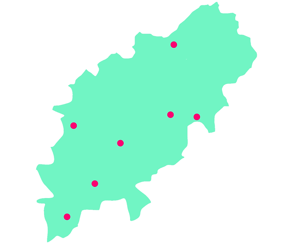 Map of northants.png