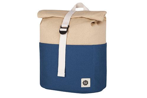 BLAFRE Rucksack 7L blau/beige