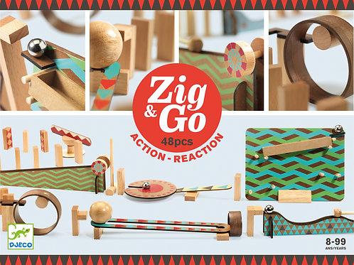 Zig & Go - 48 pcs von Djeco