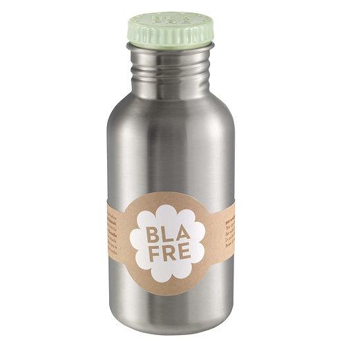 BLAFRE Edelstahl-Trinkflasche 0,5l in hellgrün