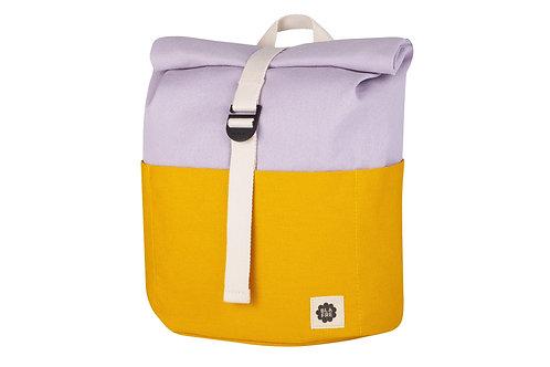 BLAFRE Rucksack 7L gelb/lila