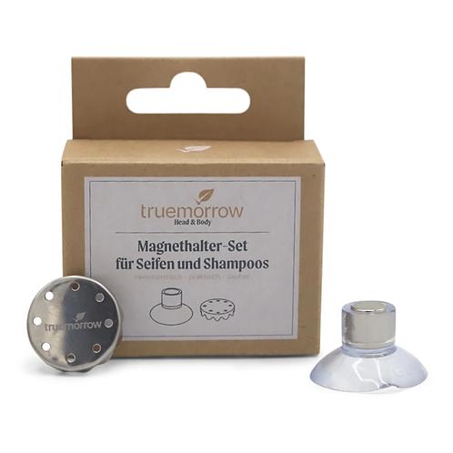 Seifenhalter - Magnethalter für feste Seifen und Shampoos