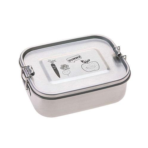Brotdose Kinder - Edelstahl Lunchbox