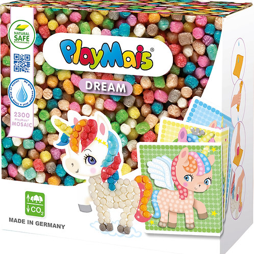 PlayMais® MOSAIC DREAM UNICORN