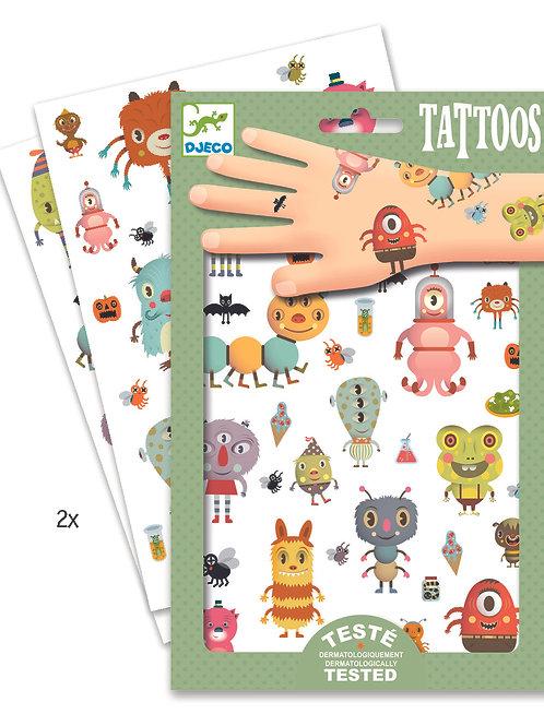 Tattoos Monster