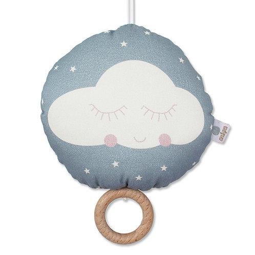 Spieluhr Wolke (Beautiful Dreamer)