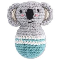 Ava & Yves Häkelrassel Koala   Material:100% Bio-Baumwolle Füllung: 100% Polyester  AR Nr. 7029