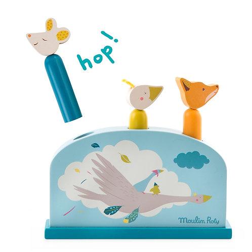 Pop-up Spielzeug von MOULIN ROTY