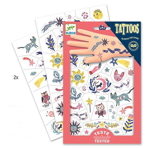 Tattoos Süße Träume