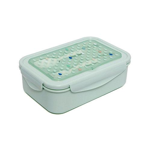 Bento Lunchbox grün von PETIT MONKEY