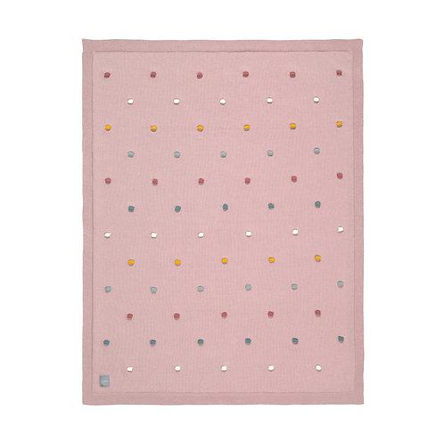 Babydecke Pink von lässig