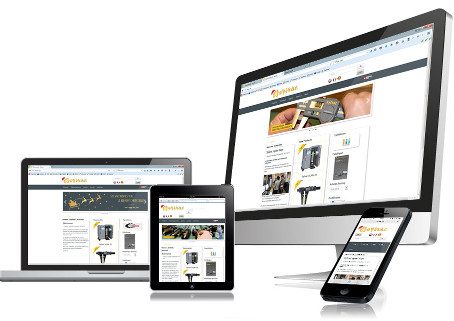 Nouveau site internet pour Sylvac