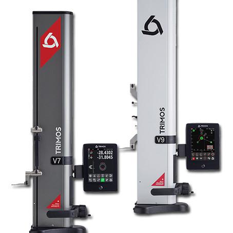 Nouvelles colonnes Trimos V7 & V9