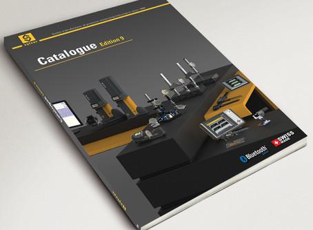 Nouveau catalogue Sylvac Edition 9 disponible