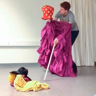 Workshop med klær