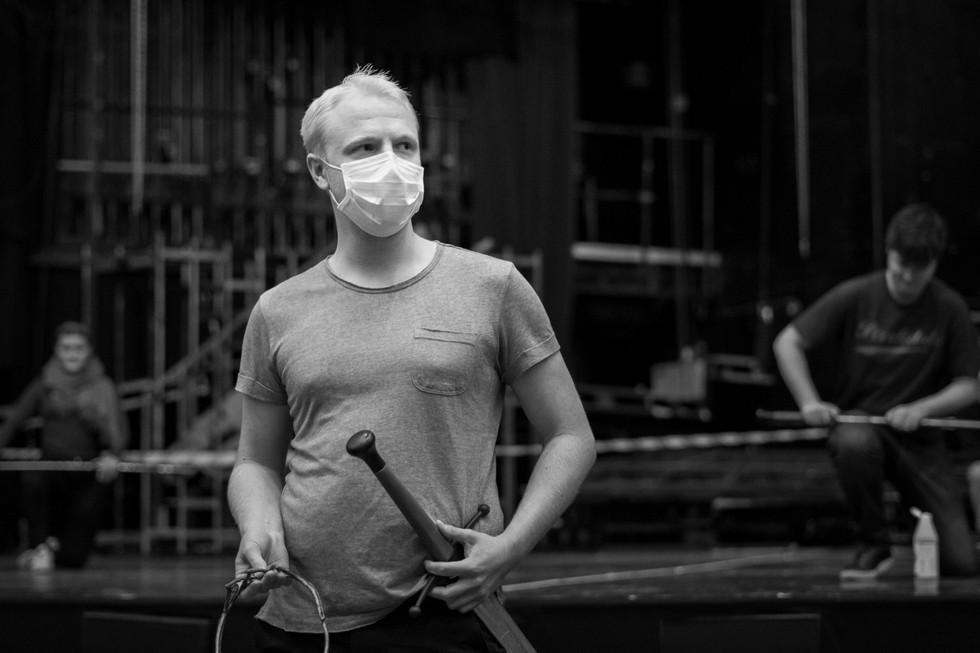 Lars Zimmermann Vonen - Macbeth