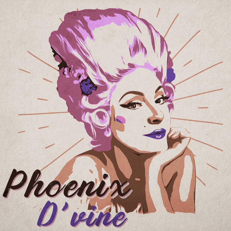 Illustrasjon av Phoenix Dvine Marry Ann