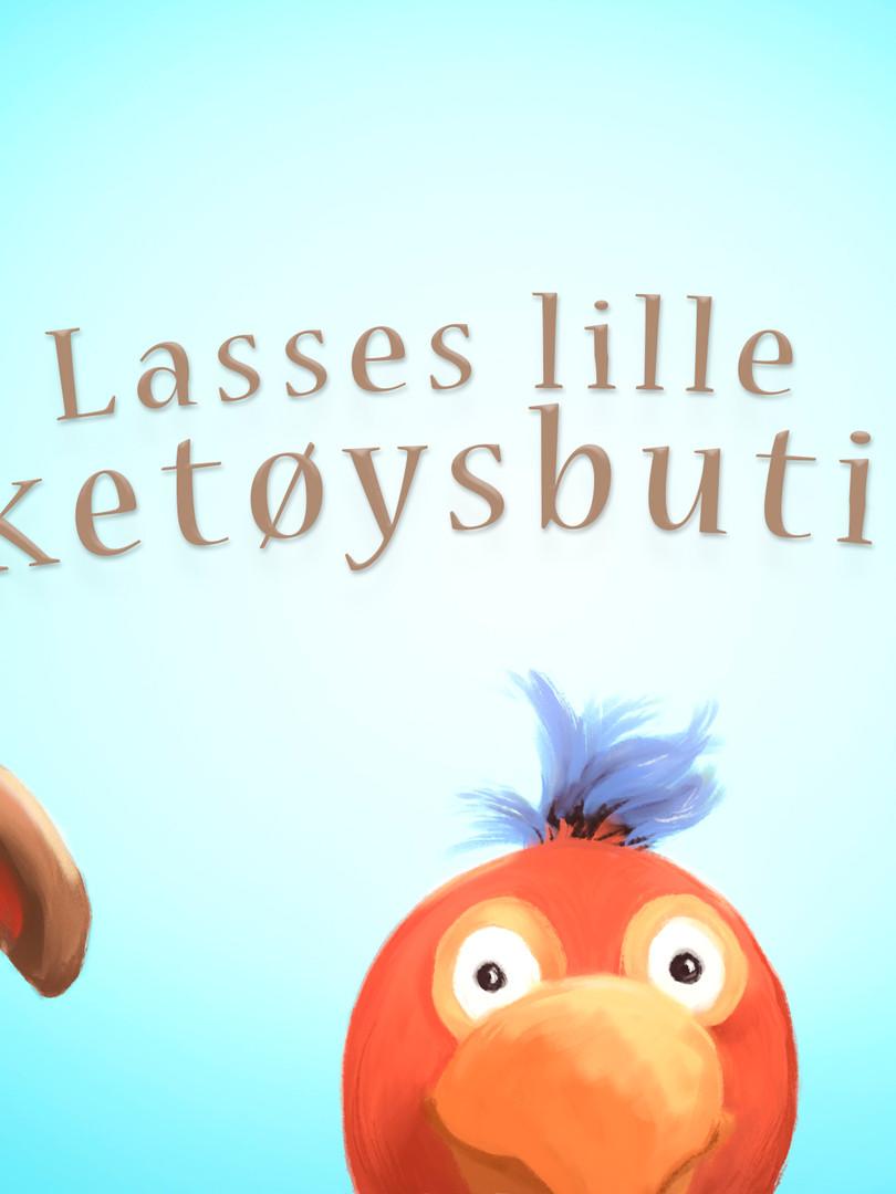 Lasses Lille Leketøysbutikk