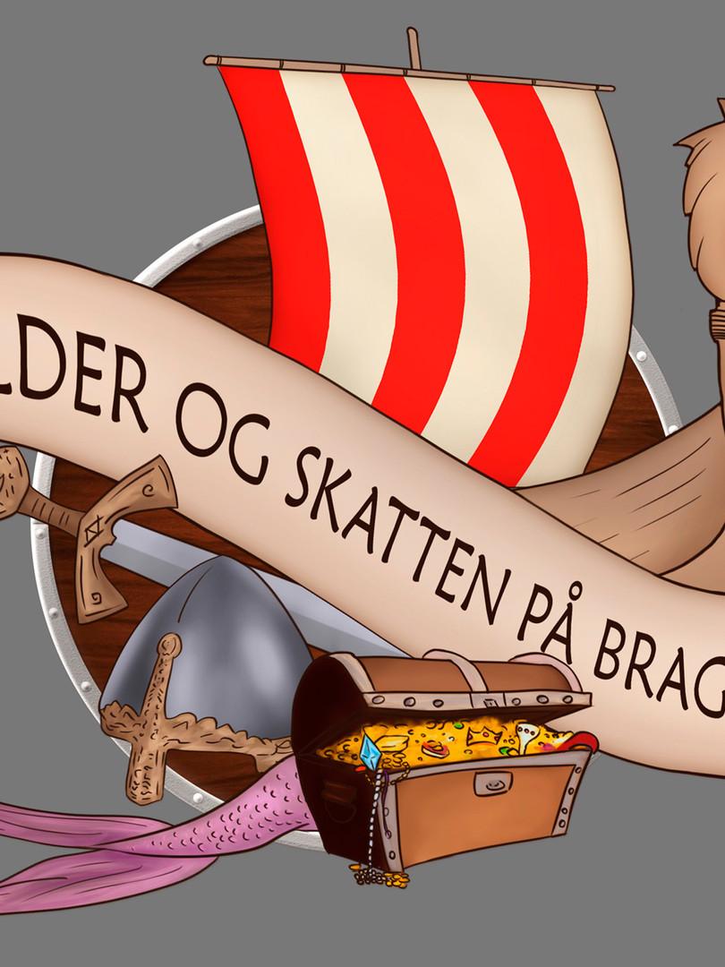 Balder og Skatten på Bragdøya