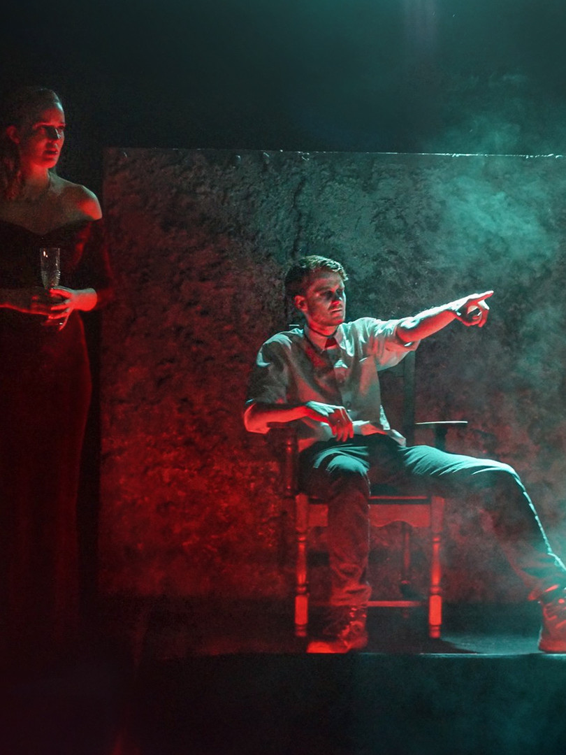 Macbeth - Mathias Banquos ghost