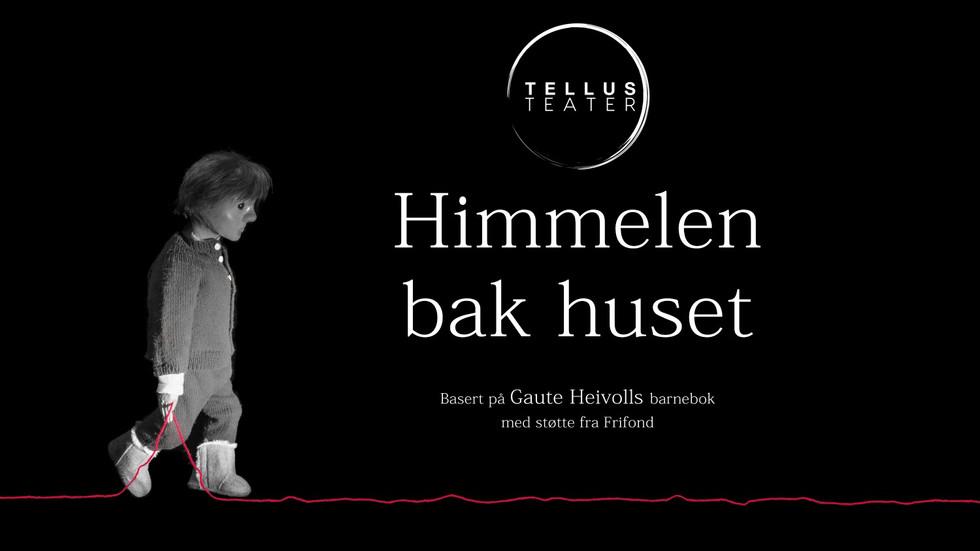 Gaute Heivoll - Teater Tellus