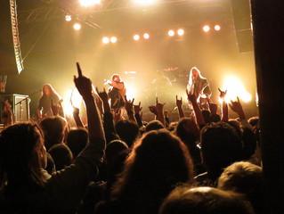 Hammerfall - Milano 11/11/2011